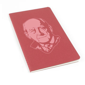 Francis Schaeffer Laser Etched Moleskine Journal