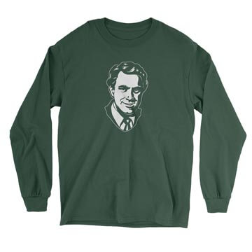 Greg Bahnsen - Long Sleeve Tee