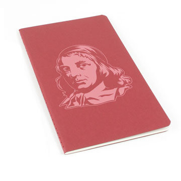 John Flavel Laser Etched Moleskine Journal