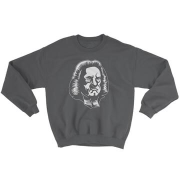 John Gill - Crewneck Sweatshirt