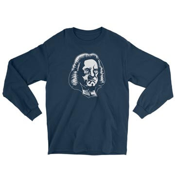 John Gill - Long Sleeve Tee