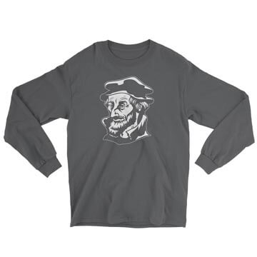 Philip Melanchthon - Long Sleeve Tee