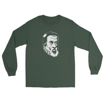 William Tyndale - Long Sleeve Tee