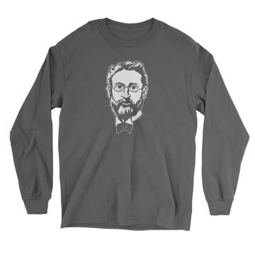 Geerhardus Vos - Long Sleeve Tee