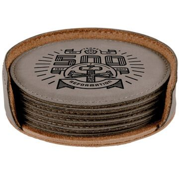 Reformation 500 Coaster Set of 6