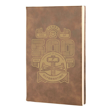 Reformation 500 Leatherette Hardcover Journal