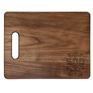 500 Years of Reformation Cutting Board