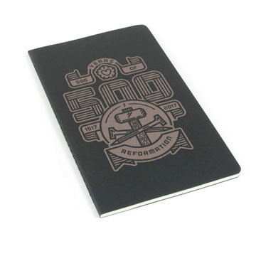 Reformation 500 Laser Etched Moleskine Journal