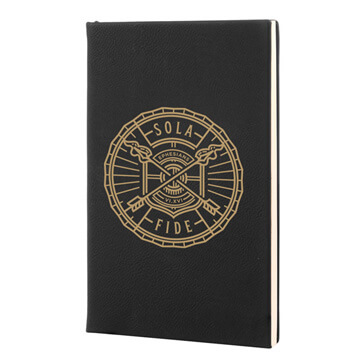 Sola Fide Leatherette Hardcover Journal