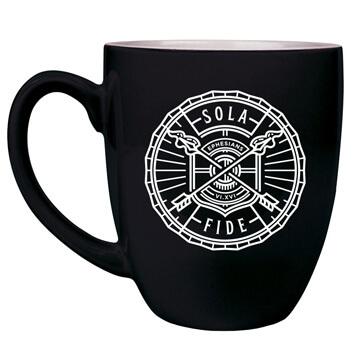 Sola Fide Bistro Mug