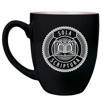 Sola Scriptura Bistro Mug