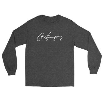Charles Spurgeon (Signature) - Long Sleeve Tee
