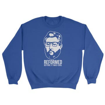 Reformed Before It Was Cool (Spurgeon) - Crewneck Sweatshirt