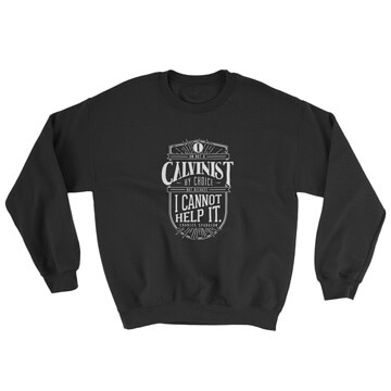 Calvinist - Crewneck Sweatshirt