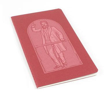 Charles Spurgeon Series Laser Etched Moleskine Journal