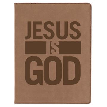 Jesus Is God Portfolio Cover
