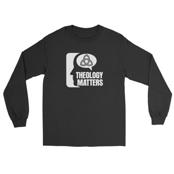 Theology Matters (Think) - Long Sleeve Tee