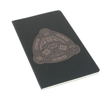 Trinity Laser Etched Moleskine Journal