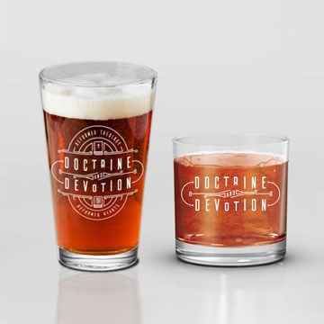 Doctrine and Devotion Drinkware Set