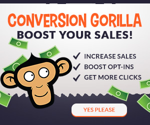 Conversion Gorilla Boost website conversions and sales
