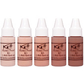 Kett Hydro Proof-Ruby Tone 6ml Trial Pack
