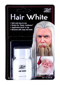 Mehron Hair White with Brush