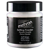Mehron Setting Powder - 1 oz