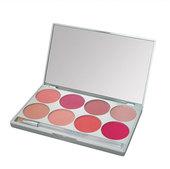 Mehron Celebre Blusher Palette 8 Colors