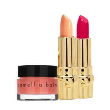 Julie Hewett Camellia Lip Balm