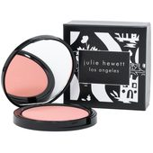 Julie Hewett Powder Blush Compact- Bud of Rose