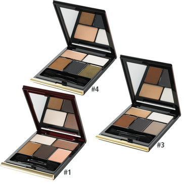 kevyn aucoin the essential eyeshadow set palette by mws pro beauty