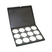 Mehron Professional Size Palette 12 Spot Empty