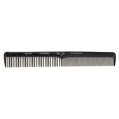 Starflite Black Diamond Stylist/Dressing Comb 7""