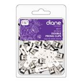 "Diane 1 3/4"" Double Prong Clips 80 Pack"