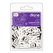 "Diane 1 3/4"" Slide In Double Prong Clip 80 Pack"