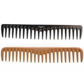 "Diane 7 1/2"" Wide Tooth Comb"