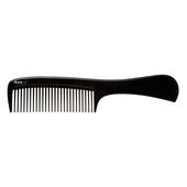 "Diane 8"" Shampoo Wet Comb Black"