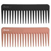 "Diane 6"" Large Fluff Comb"