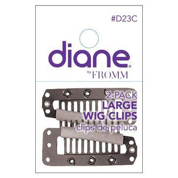 Diane Large Wig Clips 2 Pack