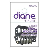 Diane Small Wig Clips 2 Pack