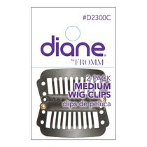 Diane Wig Clips 24