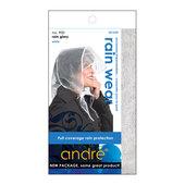 Diane Rain Glory Broad Visor White