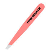 Tweezerman Professional Stainless Mini Slant Tweezer-Assorted Colors