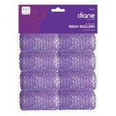 Diane 1 1/2 Mesh Roller Lavender - 8 pk