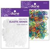 Diane Elastic Bands - 500 pk