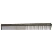"Diane 8.5"" Cutting Comb-Black"