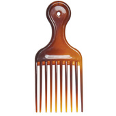 "Diane 5.5"" Small Lift Comb-Tortoise"
