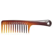 "Diane 9.75"" Shampoo Comb-Tortoise"