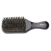 "Diane 7"" 8 Row 100% Boar Bristle Club Brush"