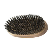 "Diane 9 Row 5"" Reinforced Extra Firm Palm Boar Brush"
